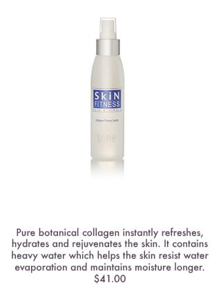 Collagen Fitness Spritz Toner